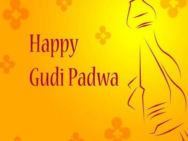 Gudi Padwa Hd Greetings