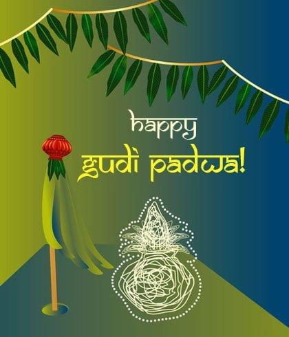 Gudi Padwa Hd PicturesFor WhatsApp