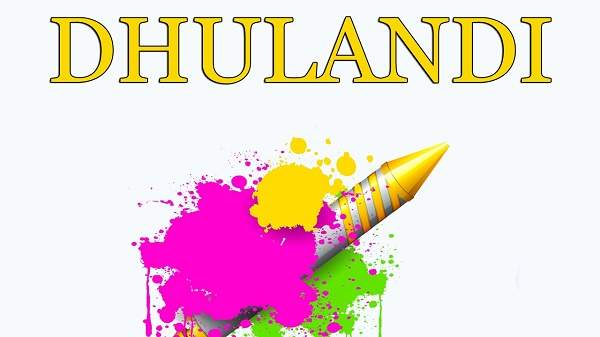 Happy Dhulandi Hd Greetings For Facebook