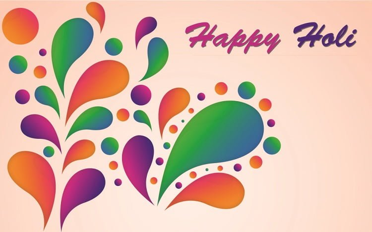 Happy Holi Hd Greetings For WhatsApp