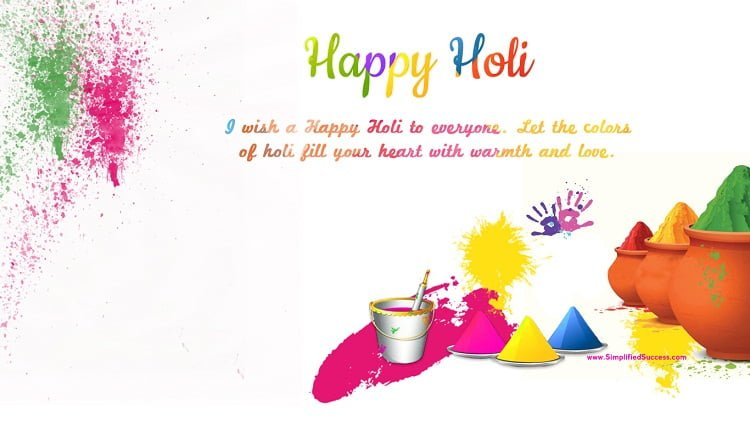 Happy Holi Hd Images 2019