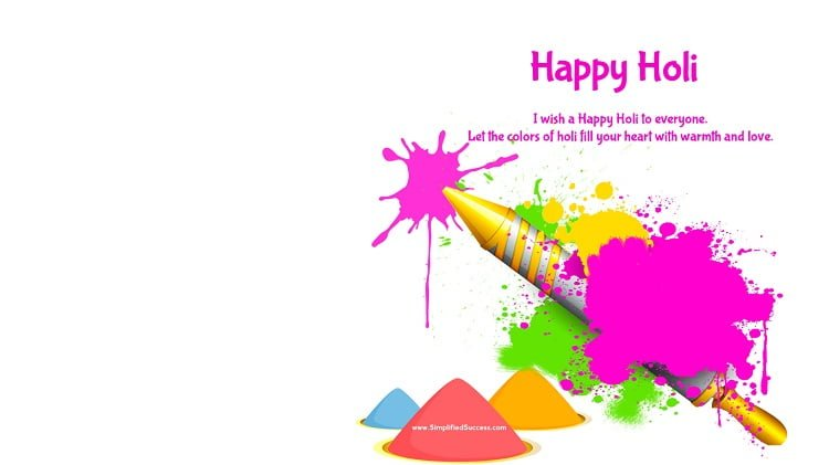 Happy Holi Hd Pictures For Facebook