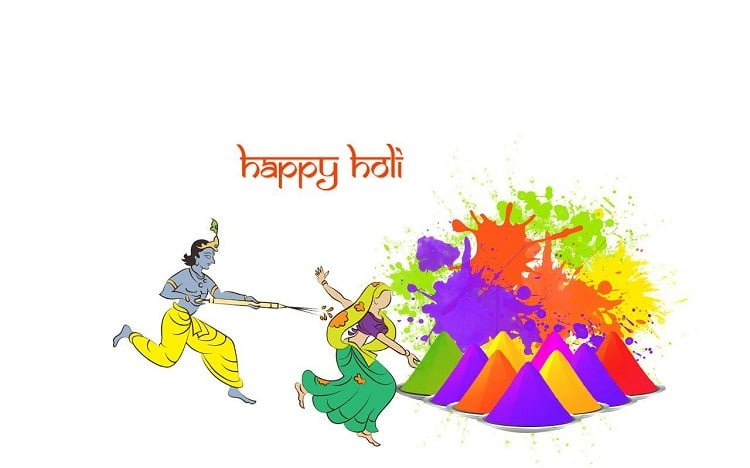 Happy Holi Hd Pictures For WhatsApp