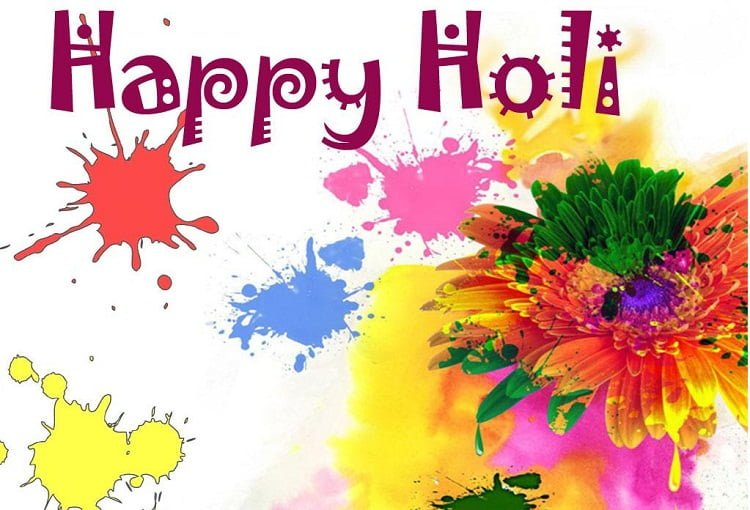 Holi Facebook Dp Images