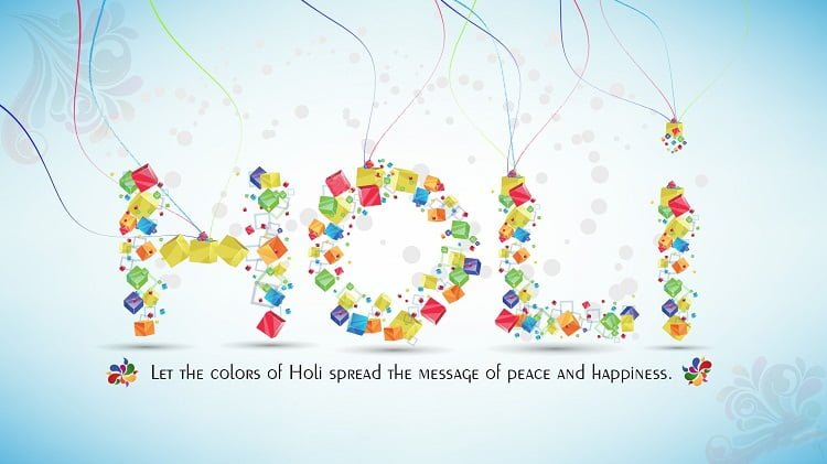 Latest Happy Holi Hd Greetings