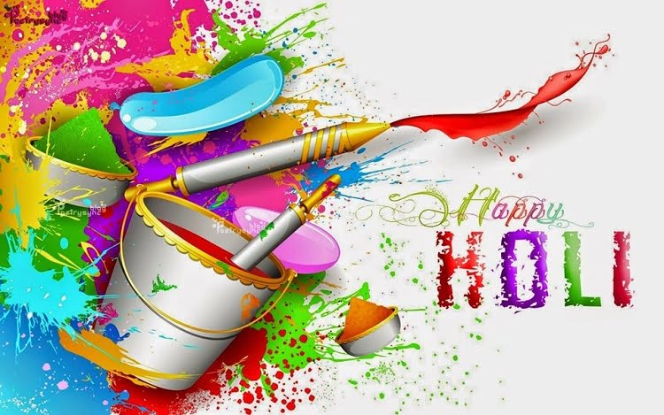 Latest Happy Holi Hd Images