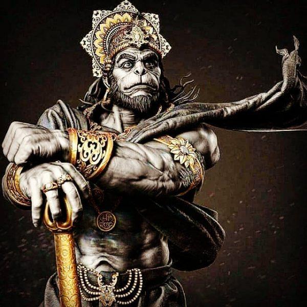 Latest Lord Hanuman Hd Wallpaper