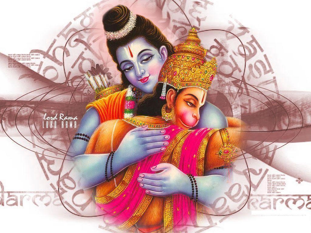 Lord Hanuman Hd Greetings