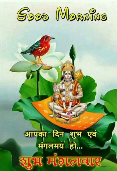 Subh Mangalwar Hd Greetings For WhatsApp