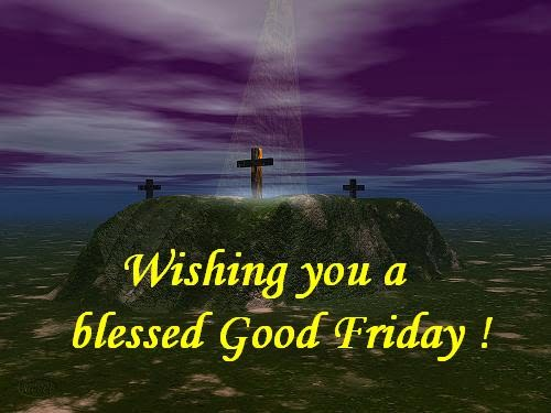 Good Friday Hd Greetings For WhatsApp