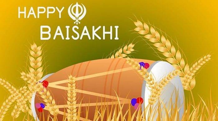 Happy Baisakhi HD GreetingsDownload