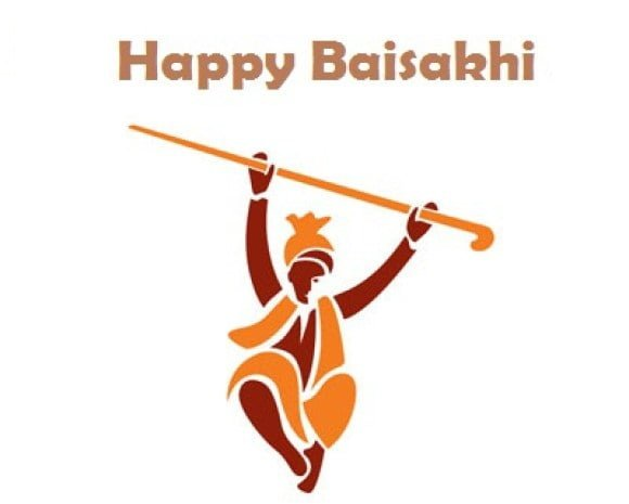 Happy Baisakhi HD Greetings For Facebook