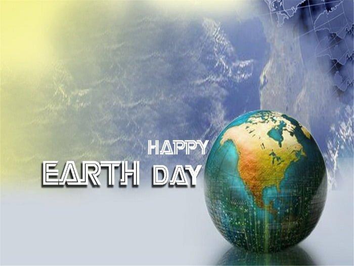 Happy Earth Day Hd Wallpaper