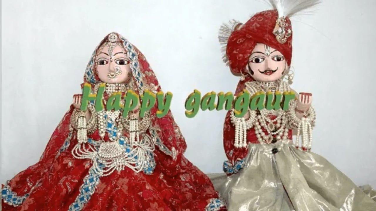 Happy Gangaur Hd Greetings