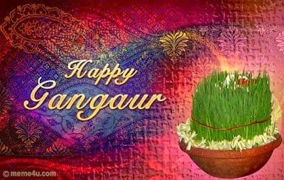 Happy Gangaur Hd Images For Facebook
