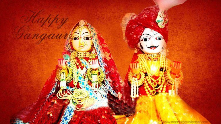 Happy Gangaur Hd Images