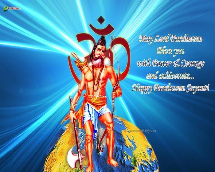 Happy Parshuram Jayanti Hd Images