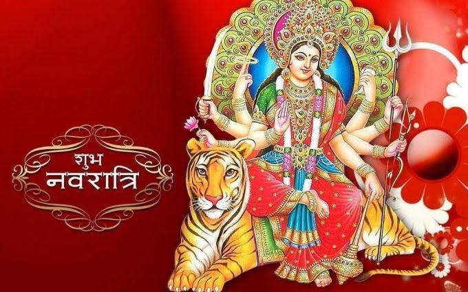 Latestv Navratri Facebook Dp Images