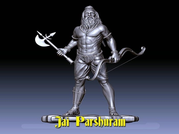 Lord Parshuram Hd Wallpaper
