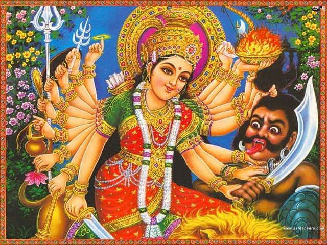 Maa Durga Hd Images