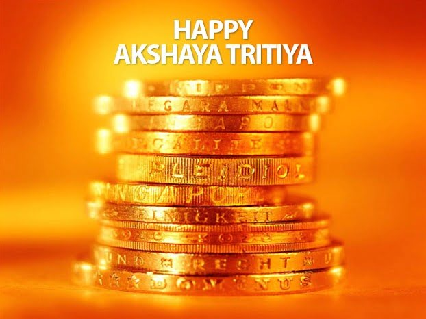 Happy Akshaya Tritiya Hd Wallpaper