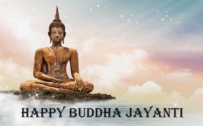 Happy Buddha Jayanti GreetingsFor WhatsApp