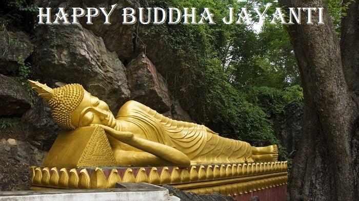 Happy Buddha Jayanti Hd Greetings