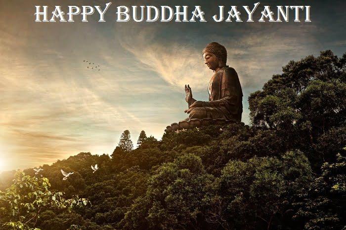 Happy Buddha Jayanti ImagesFor WhatsApp