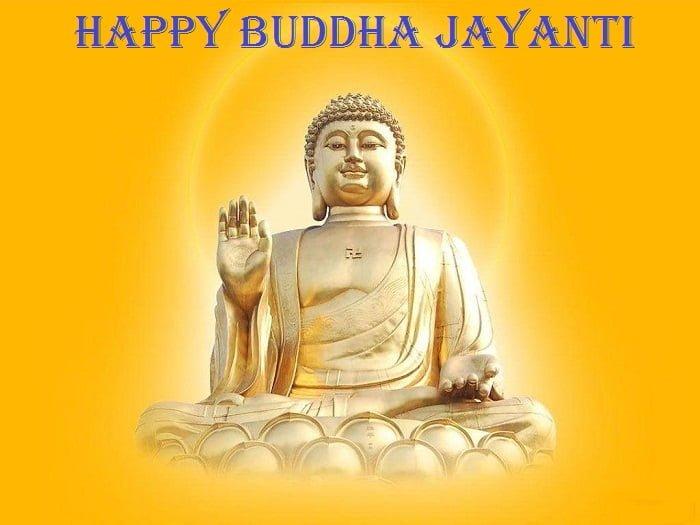 Happy Buddha Jayanti Photos