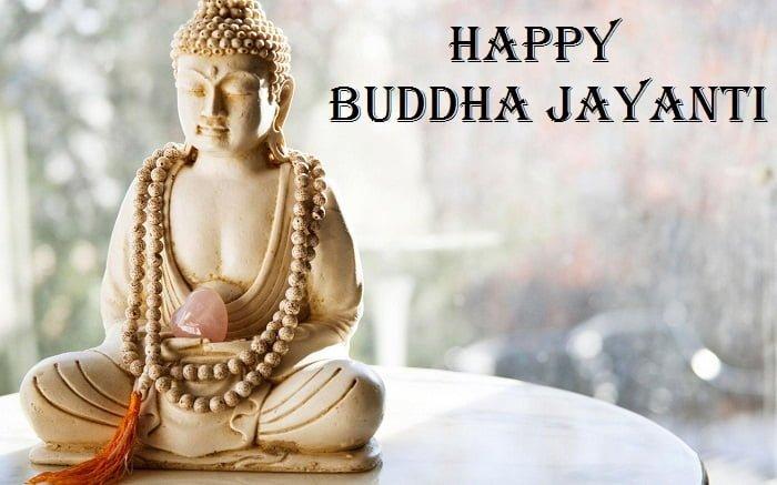 Happy Buddha Jayanti Wallpaper