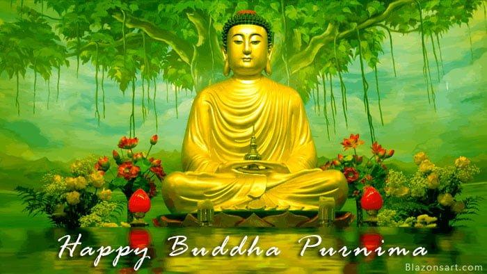 Happy Buddha Purnima Photos