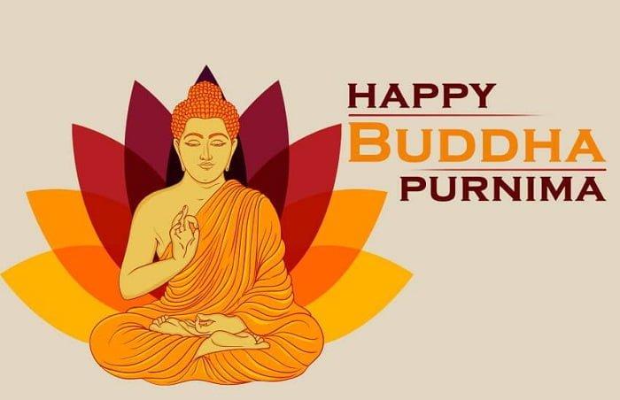 Happy Buddha Purnima WallpaperFor Facebook