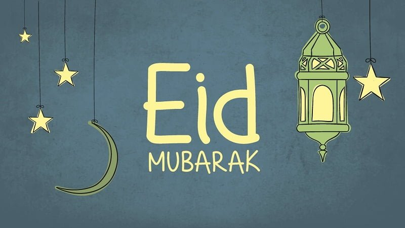 Latest Eid Mubarak Facebook Dp Images