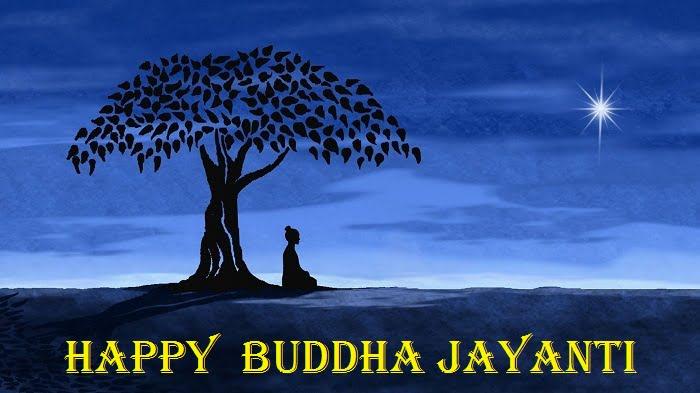 Latest Happy Buddha Jayanti Images