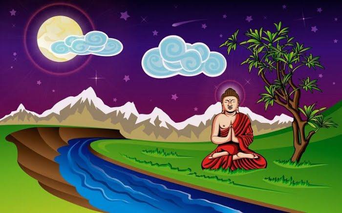 Latest Lord Buddha Hd Greetings