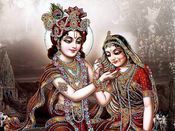 Latest Radha Krishna Hd Wallpaper