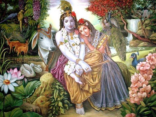 Radha Krishna Hd Wallpaper For Facebook