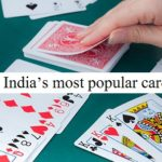 What are India's most popular card games