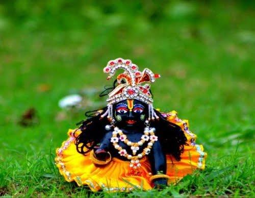 Cute Laddu Gopal Hd Images