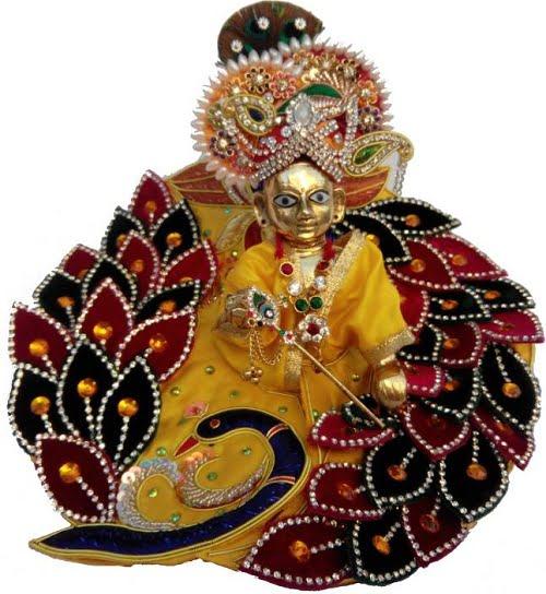 Cute Laddu Gopal Hd Pictures