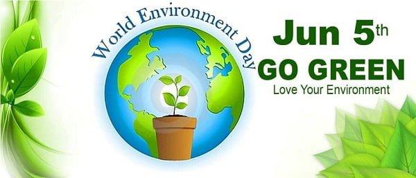 Happy Environment Day Photos