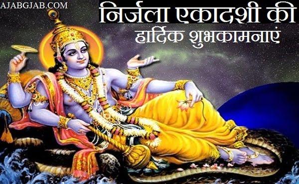 Happy Nirjala Ekadashi Photos