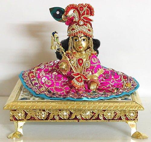 Laddu Gopal Hd Greetings For Facebook