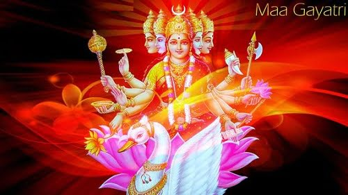 Latest Gayatri Mata Hd Pictures