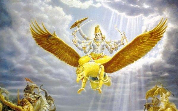 Lord Vishnu Hd Photos For WhatsApp