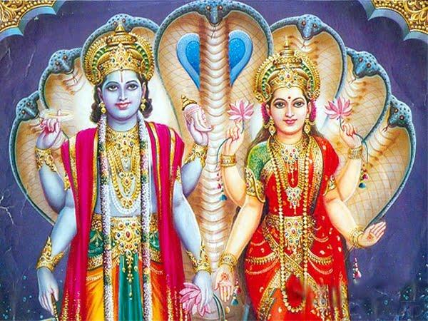 Lord Vishnu Hd Photos