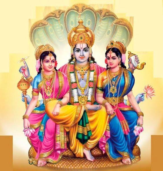Lord Vishnu Hd Wallpaper Free Download