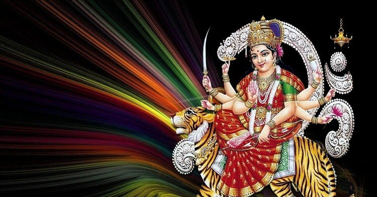 Devi Durga Hd Greetings Free Download