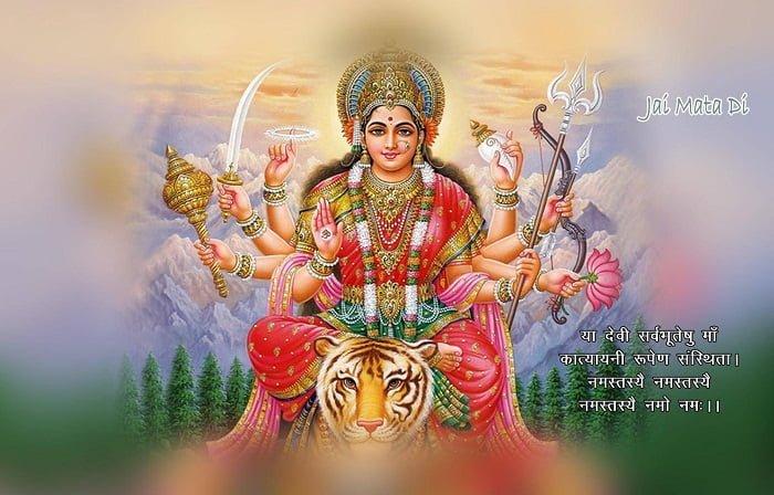 Devi Durga Hd Images