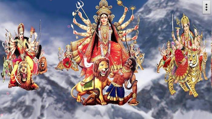 Devi Durga Hd Wallpaper